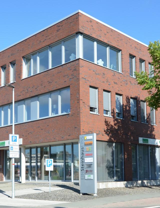 Einsteinhäuser/Innovationsquartier | Groschek Immobilien ...